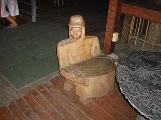 台東的布農部落營區