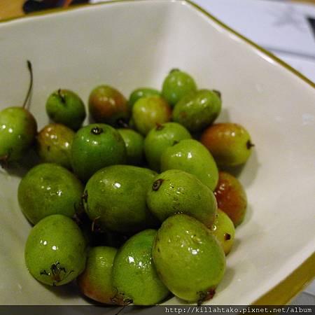 kiwi berry 奇異果莓