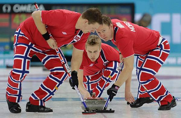 men-curling