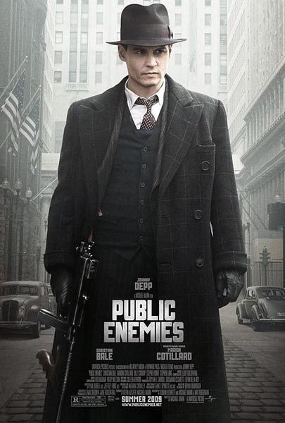 Public Enemies 頭號公敵