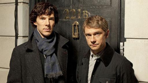 Sherlock(2010)