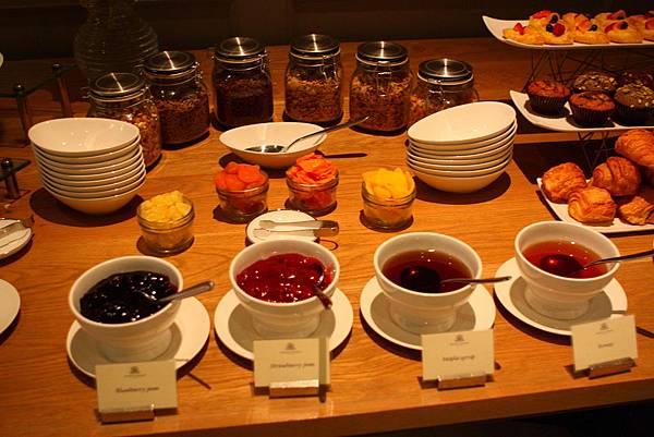 飯店自助早餐