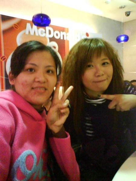 宜芳和妮琪