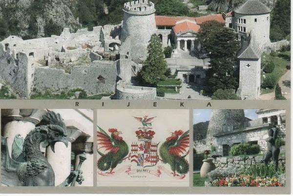 Croatia,Rijeka-Trsat Castle.jpg