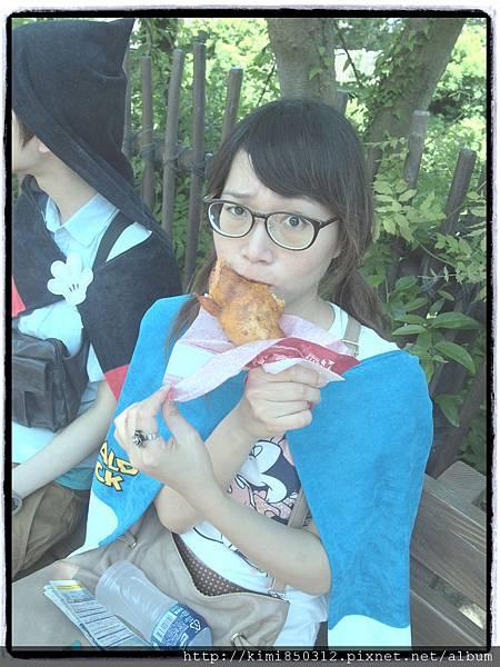 雞腿超級美味