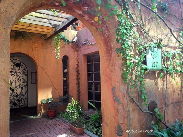 1425212103 2479818923 - 藍洞義式廚房@紅磚屋內的微妙空間 還有豐盛的自助式沙拉吧 勤美誠品商圈特色餐廳