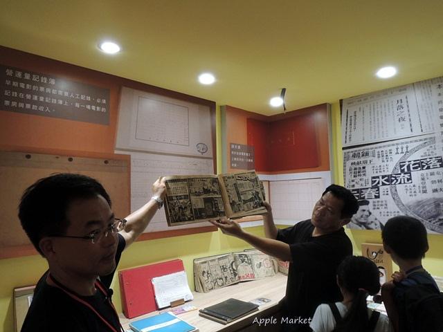 1438170633 4271118461 - 萬代福影城@不只有電影還有館長的私人收藏 為台灣的電影文化貢獻心力 深具傳承歷史的電影文物館