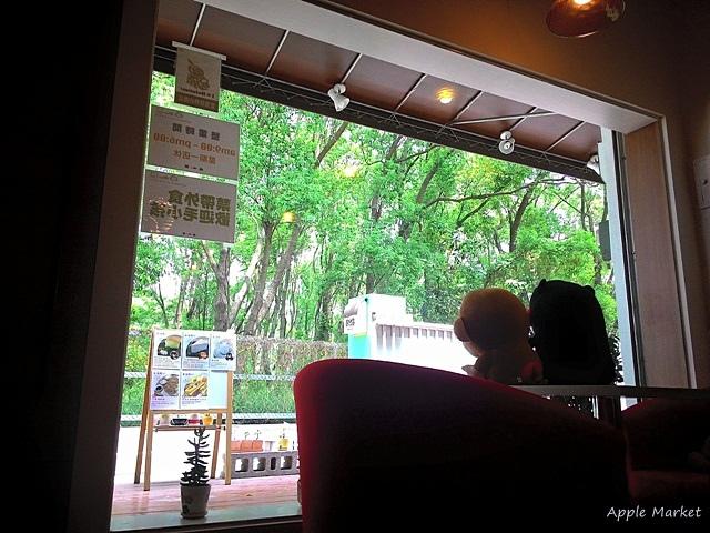 1439032717 1750380920 - 小幸福咖啡館@咖啡茶飲輕食專賣 窗外有片好風景的友善親子寵物咖啡館
