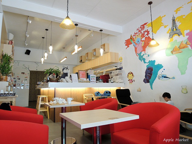 1439032717 1784327606 - 小幸福咖啡館@咖啡茶飲輕食專賣 窗外有片好風景的友善親子寵物咖啡館