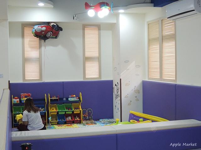 1439393532 1836911145 - 童遊食堂@海洋風格漂亮沙坑 安全的室內親子遊戲區 自助式簡易沙拉吧 平價消費不收服務費(更名怡樂起初)