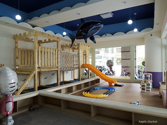 1439393532 860848660 - 童遊食堂@海洋風格漂亮沙坑 安全的室內親子遊戲區 自助式簡易沙拉吧 平價消費不收服務費(更名怡樂起初)