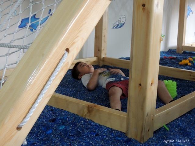 1439454130 2899949875 - 童遊食堂@海洋風格漂亮沙坑 安全的室內親子遊戲區 自助式簡易沙拉吧 平價消費不收服務費(更名怡樂起初)