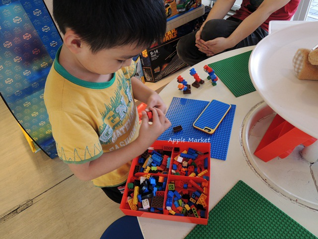 1440768036 2228155232 - 瑪客思廚房@台中親子餐廳推薦 不只有樂高積木可以玩 還有樂高積木兒童餐(已歇業)