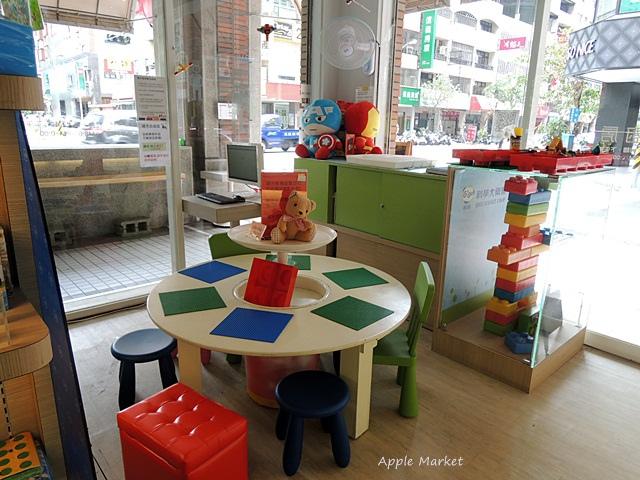 1440768036 2264183724 - 瑪客思廚房@台中親子餐廳推薦 不只有樂高積木可以玩 還有樂高積木兒童餐(已歇業)