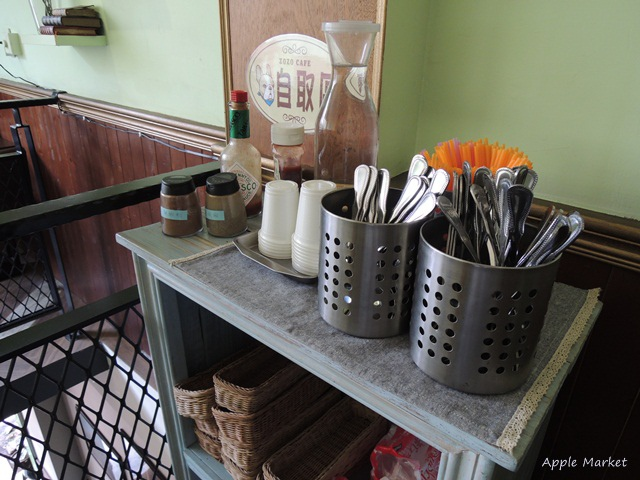 1448430075 4206734719 - zozo cafe@一中商圈平價義式咖啡館 滿店可愛的卡通鬥牛犬 免費wifi 義大利麵燉飯鬆餅甜點(已歇業)