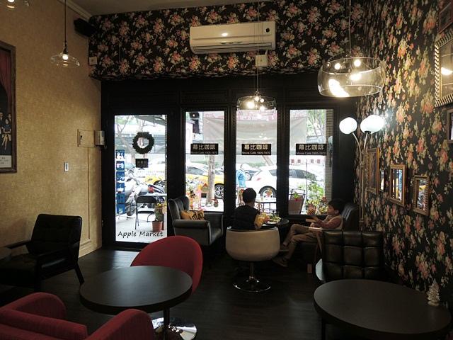 1451788978 1433029494 - 幕比電影主題咖啡@科博館植物園旁平價早午餐 80元起還附沙拉和飲品 上海懷舊風格香港電影黃金時期的主題咖啡館