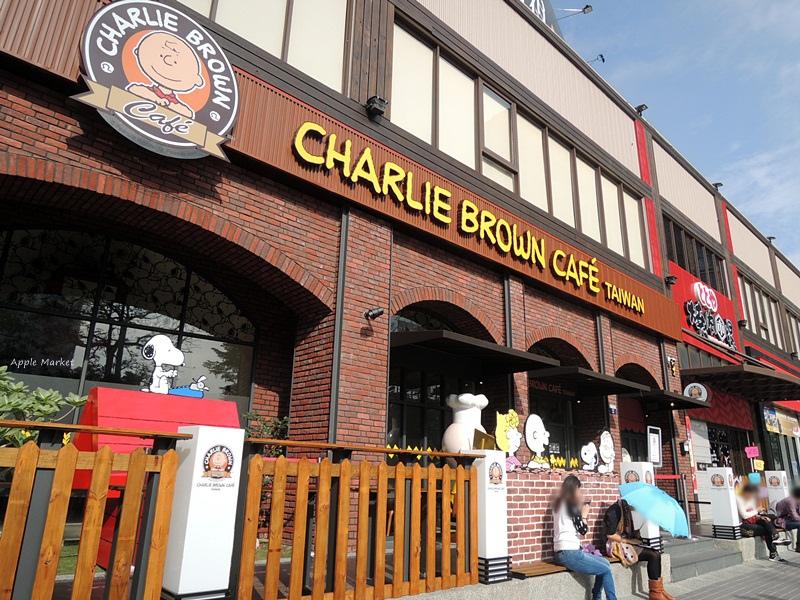 1452141214 4029775647 - 查理布朗咖啡Charlie Brown Café@萬國旅行風格台中店 真實感受漫畫人物的歡樂氣氛 大人小孩都喜歡