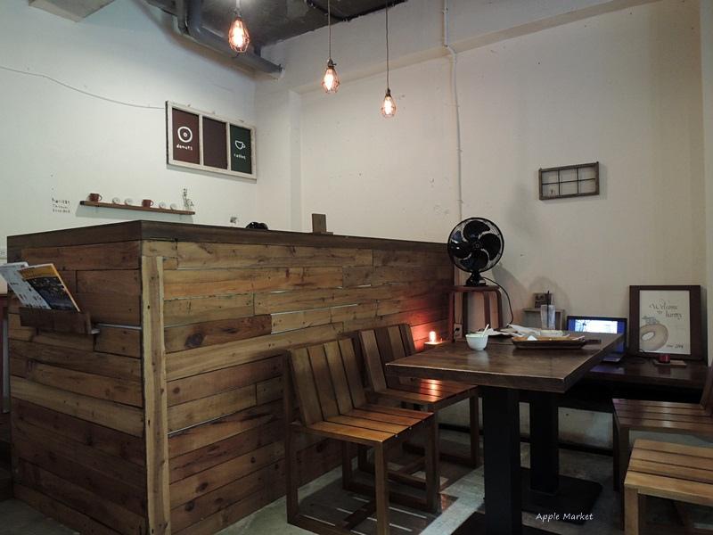 1452758111 110597814 - Haritts dounts&coffee@草悟道旁巷弄裡的美味點心 來自東京的手工甜甜圈