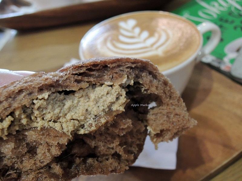 1452758111 2753328049 - Haritts dounts&coffee@草悟道旁巷弄裡的美味點心 來自東京的手工甜甜圈