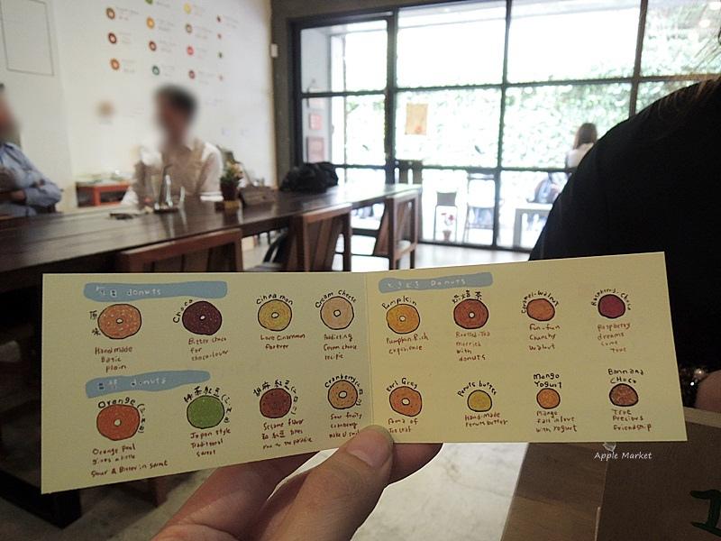 1452758111 87709577 - Haritts dounts&coffee@草悟道旁巷弄裡的美味點心 來自東京的手工甜甜圈