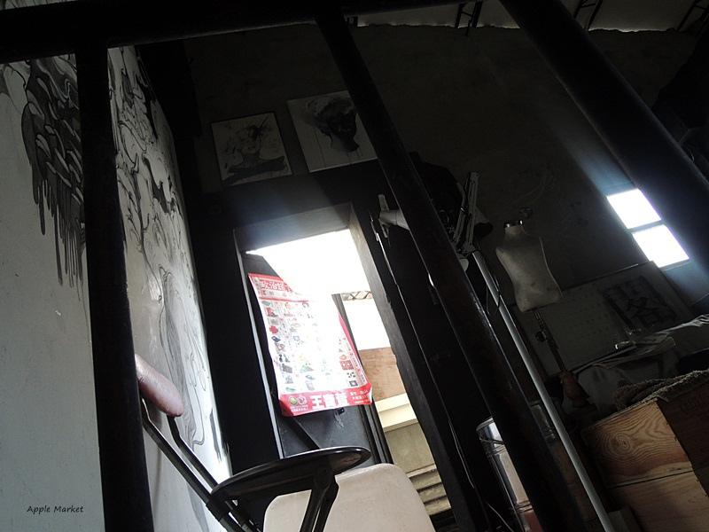 1455330083 2740569390 - 奉咖啡@隱身美術園道旁市場內的咖啡館 忠信市場內的特色小聚落 還有許多神秘店家