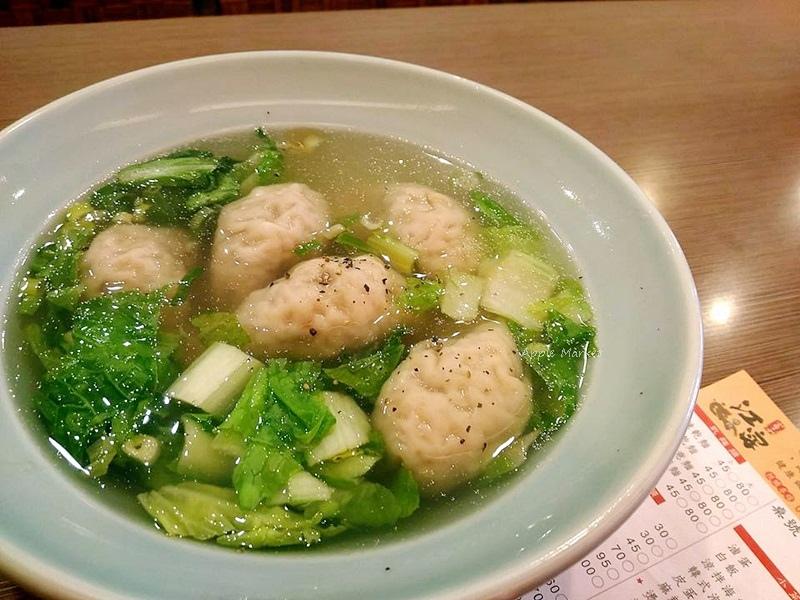 1461655183 3990324132 - 富子江家餛飩@大尺寸餛飩湯 讓人懷念的鮮蝦大餛飩 湯頭甘鮮好滋味 彈牙鮮蝦鮮肉好好吃