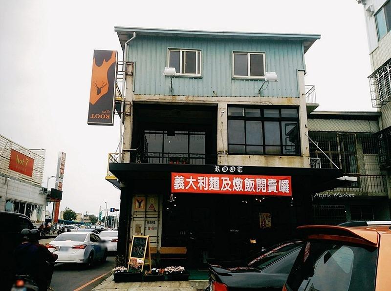 1488205437 3617959636 - Root caf'e(鹿特)@北屯新開張老屋咖啡館 鋼鐵時尚正流行 復古空間混搭貨櫃牆 水湳市場旁