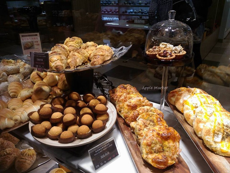 1489109133 1465536980 - 布莉歐經典烘焙咖啡@新鮮出爐烘焙麵包 恐龍杯甜點、造型蛋糕、馬卡龍、季節甜點、乳酪塔等午茶好選擇