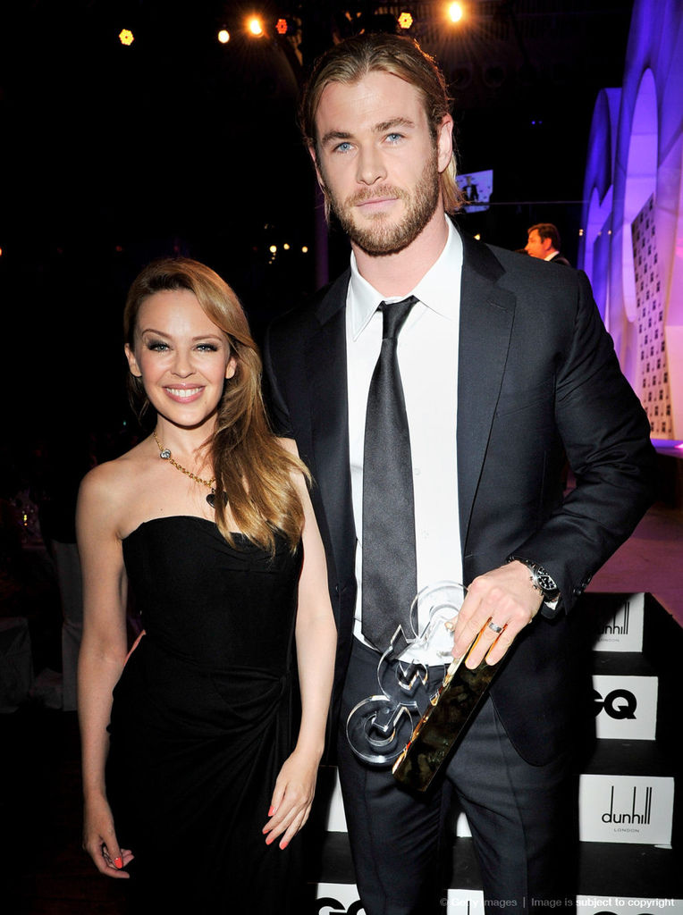 Chris Hemsworth attends GQ Men of the Year Awards at The Royal Opera House on September 4, 2012 in London, England(3)