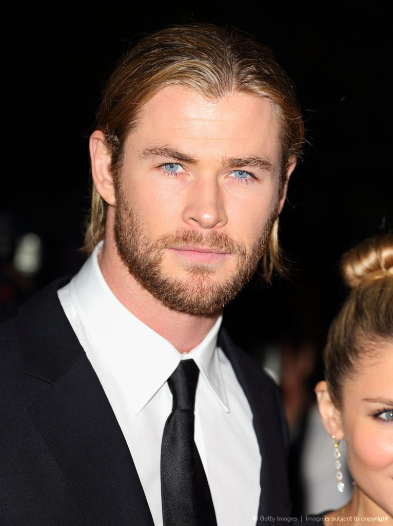 Chris Hemsworth attends GQ Men of the Year Awards at The Royal Opera House on September 4, 2012 in London, England(1)