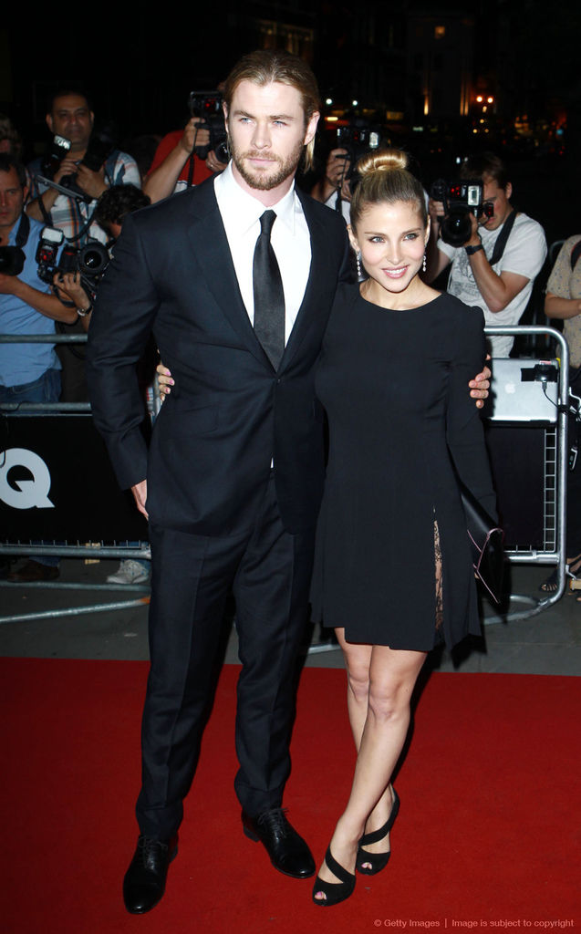 Chris Hemsworth attends GQ Men of the Year Awards at The Royal Opera House on September 4, 2012 in London, England(4)