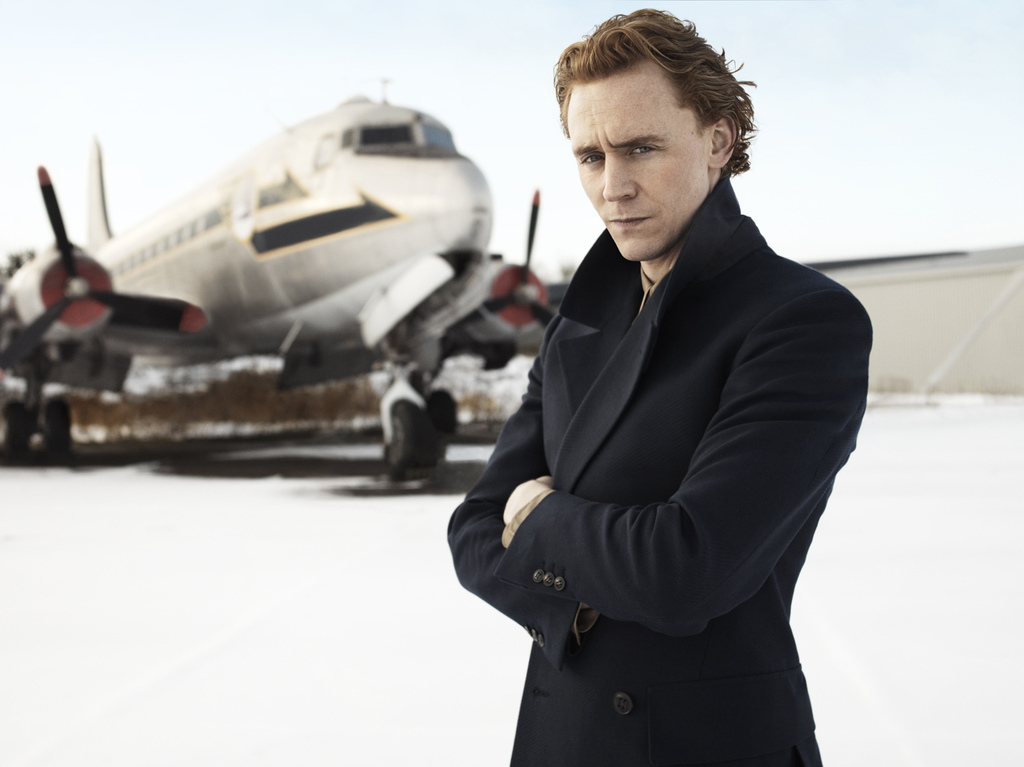 Tom Hiddleston(2) by Scott Trindle
