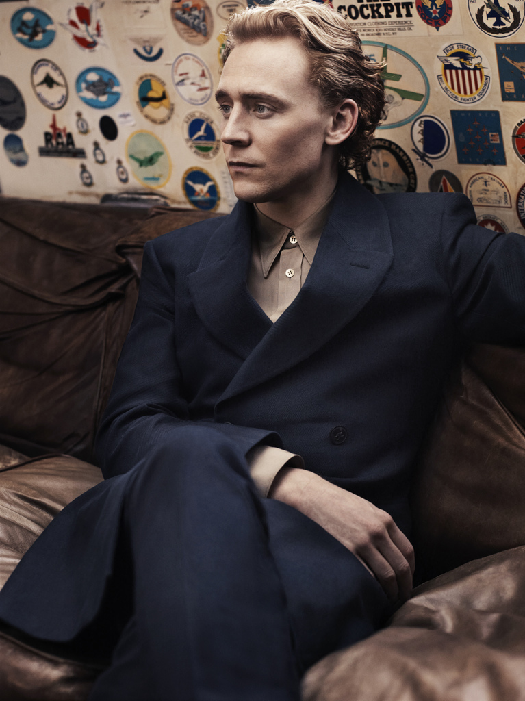 Tom Hiddleston(1) by Scott Trindle