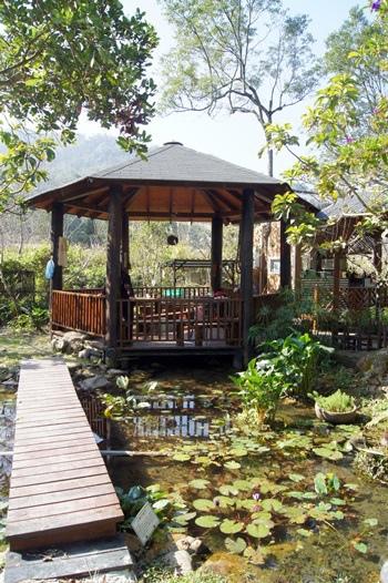 「稻湘村」民宿生態植物園