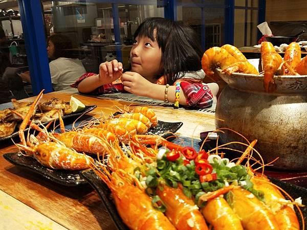 蝦匠活蝦料理