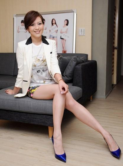 美麗的天使:劉品言 [照片來源:奇摩時尚美妝網