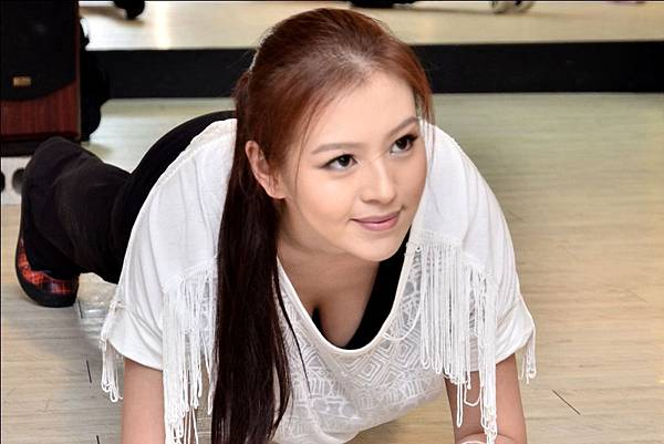 美麗的天使:劉品言 [這張照片來源:奇摩名人娛樂網]