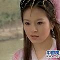 美麗的天使:劉品言與曾之喬 [照片來源:中國娛樂網]