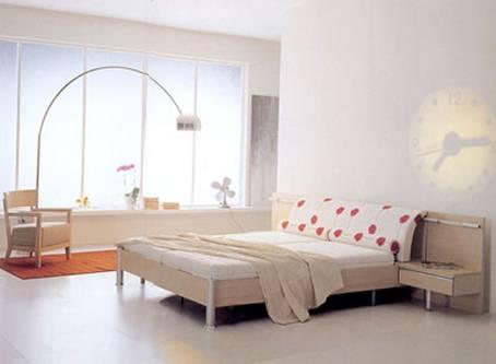 睡床或床頭不宜對正房門