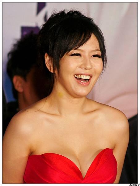 美麗的天使:劉品言出席雞排英雄首映會的照片 [照片來源:網路搜尋而來的]