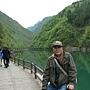 2012.4.在陝南燕翔洞的河畔2613