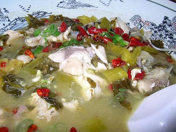 2674石泉縣的鯰魚湯