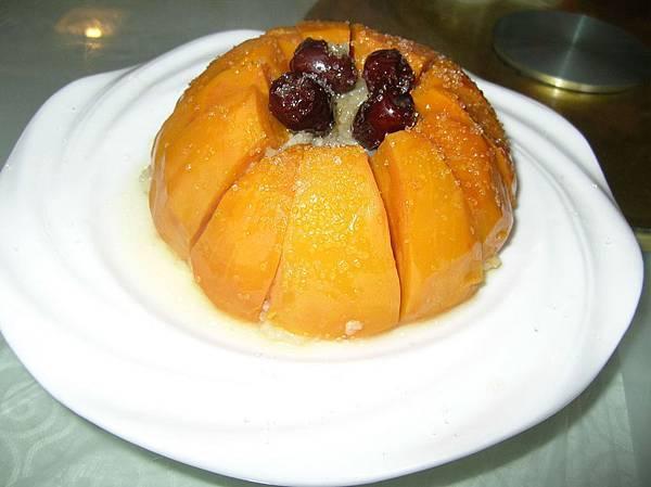 DSCN2673石泉縣的南瓜糯米甜食