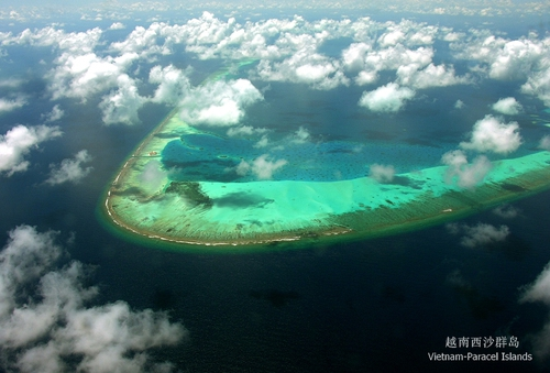 西沙美極的礁盤.jpg