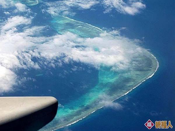 西沙晉卿島礁盤.jpg