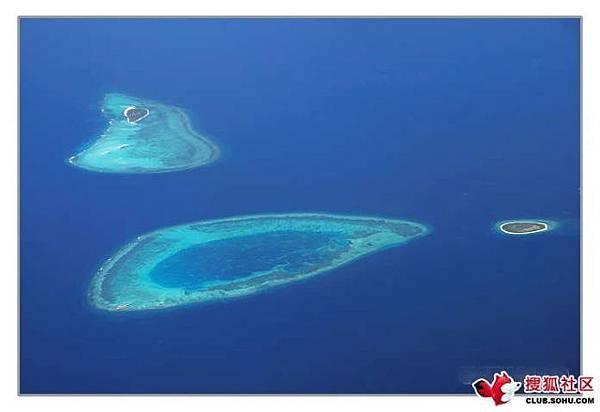 西沙羚羊礁、甘泉島、珊瑚島.jpg