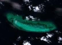 南沙華陽礁衛星照b.jpg