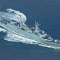 中國168號艦曾到曾母暗沙巡邏.jpg