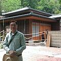 2013.4.我訪清泉張學良幽居.jpg