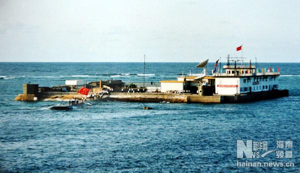 1992年的永暑礁1.jpg